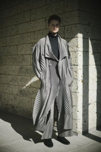 Issey Miyake: Ready-to-wear AW21