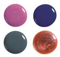 Electronica - Orly's New Colour Collection