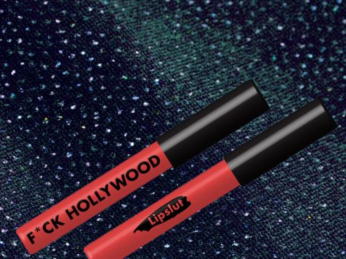This Lipstick Sends A Powerful Message About Sexual Assault In Hollywood