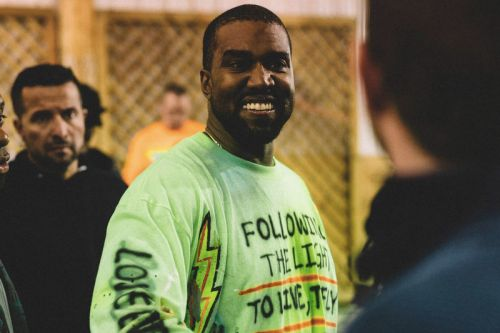 Kanye West Teases Re-Designed YEEZY 451 Silhouette