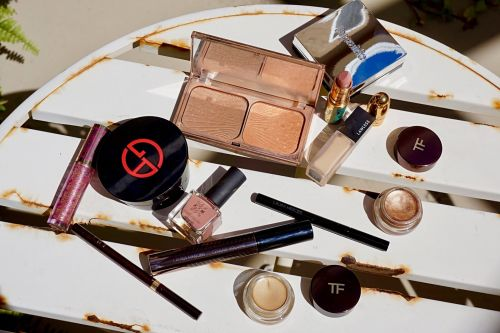New Neutrals: An Easy Look Feat. Tom Ford Emotionproof, MAC Aladdin Collection and a Fresh La Prairie Powder + a Memorial Day Shopping Guide