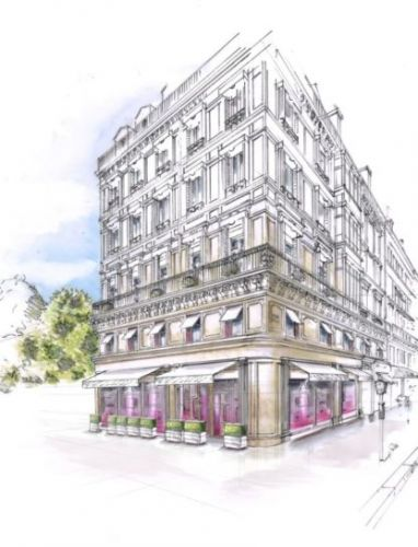 Fauchon Prepares to Unveil Luxury Hotel in Paris