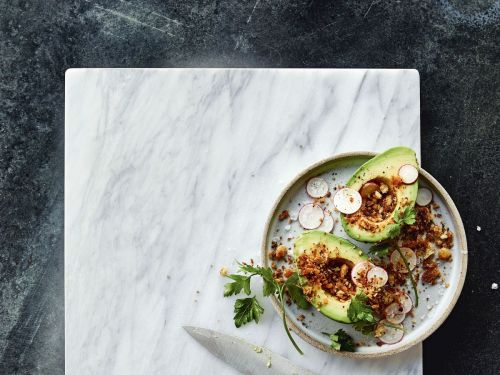 Chrissy Teigen Just Made Avocado Toast Cool Again