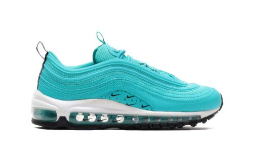 "Nike's Air Max 97 ""Hyper Jade"" Set to Receive Swoosh-Heavy Makeover"