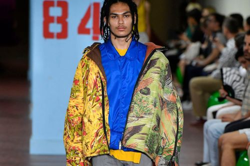 Marni SS19 Mixes Graphics and Patterns Derived from Sports