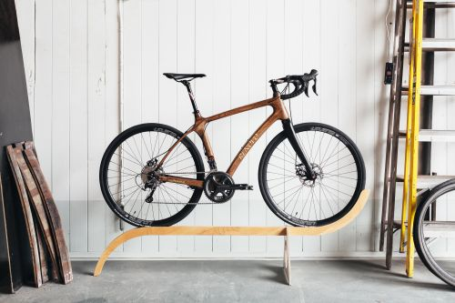 Renovo and Glenmorangie have just made a bike out of whiskey barrels