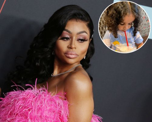 Blac Chyna Reveals the Secrets Behind Dream Kardashian's Beautiful Curls - Including Satin Pillows!