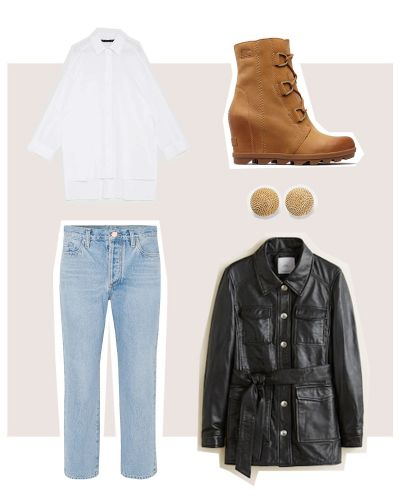 5 Easy Fall Outfits You'll Wear on Repeat