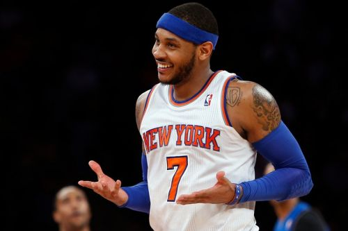 The New York Knicks Agree to Trade Carmelo Anthony to the Oklahoma City Thunder