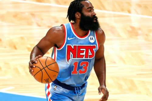 James Harden Makes NBA History With 30-Point Triple-Double Brooklyn Nets Debut