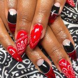 Fourth of July Nail Art Ideas You Can Wear Through Labor Day