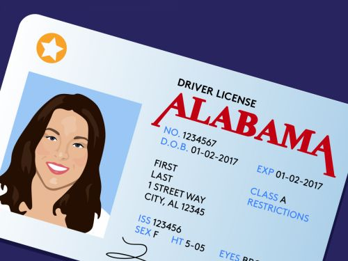Why This Woman's Glam Driver's License Is So Important