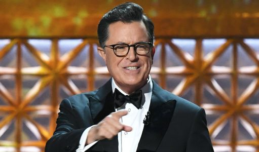 Stephen Colbert Just Got Savage AF While Hammering Donald Trump for Never Winning an Emmy