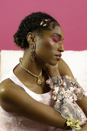 Loving Your Skin: LUV-PYNK Editorial from Flying Solo