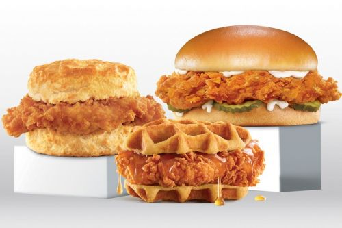 Carl's Jr. and Hardee's Introduce Ultra-Crispy Hand-Breaded Chicken Sandwiches