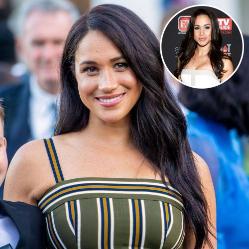 A Look Back! See Meghan Markle's Total Transformation Over the Years