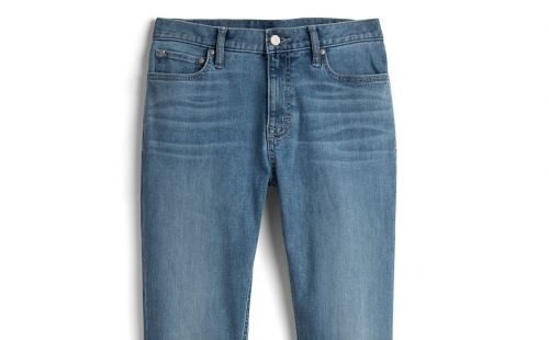 Banana Republic launches new waterless dyed denim