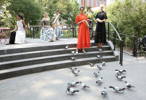 New York Fashion Week's Coolest Presentations Took Advantage of the City's Iconic Locations
