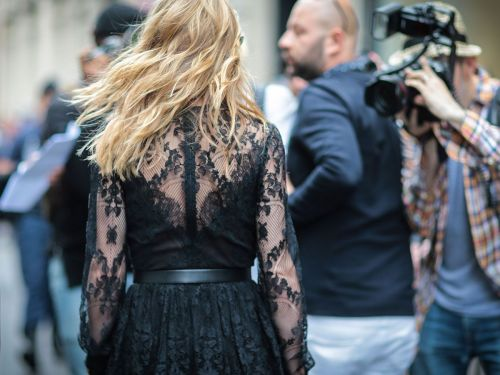 The Flattering Style Trick Celebs Swear By When Photographed