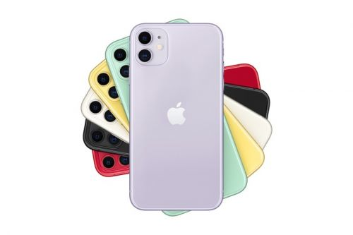 Apple Unveils iPhone 11 in Six Different Colors