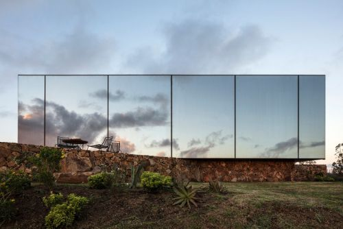 The Sacromonte Hotel Is at One With the Landscape