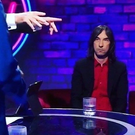 Primal Scream's Bobby Gillespie wouldn't dance on This Week