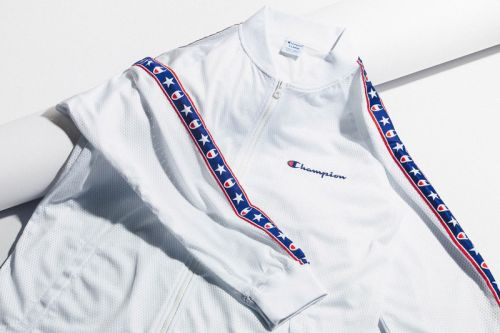 Champion Japan Drops Latest Spring/Summer 2018 Pieces