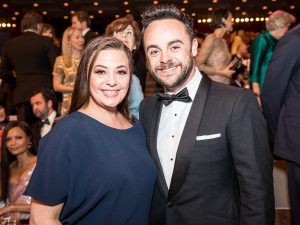 Lisa Armstrong Is Supported On Twitter After Ant McPartlin Files For Divorce