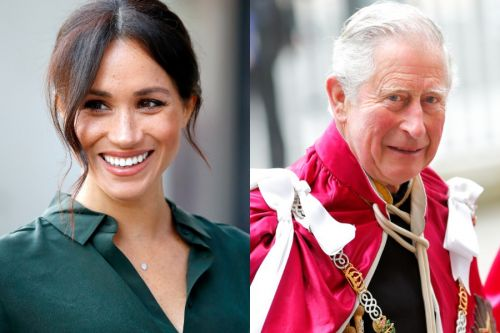 Sweet Father-In-Law! Meghan Markle's Gorgeous Diamond Bracelet Is Reportedly From Prince Charles