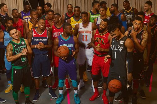 Here's a Closer Look at All of Nike's NBA Statement Edition Uniforms