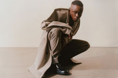 Ashton Sanders Stars in MatchesFashion's First-Ever Brand Campaign