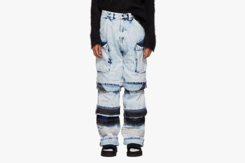 Y/Project's FW18 Statement Layered Jeans Are Available for Purchase