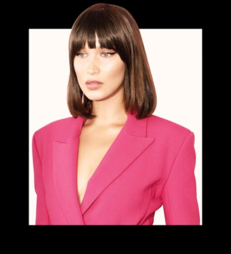 Bella Hadid Knows How to PartyThe face of Dior Beauty walks us