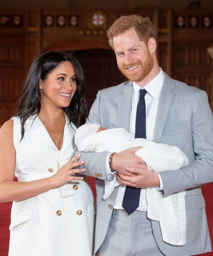 Meghan Markle & Prince Harry Found A New Way To Honour Their Son