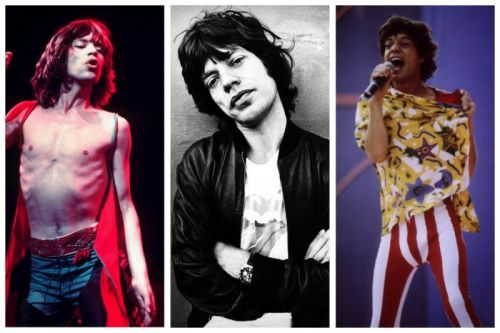Mick Jagger's Iconic Style Evolution