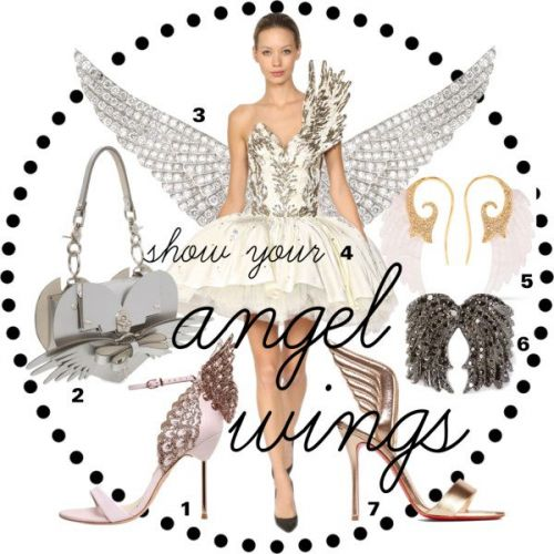 Show Your Angel Wings