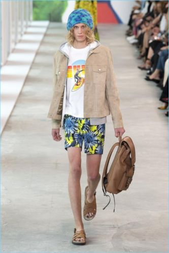 Michael Kors Embraces Beachy Vibes for Spring '19 Collection