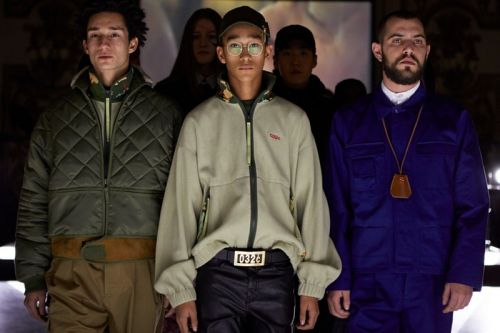 032C Debuts First Ready-To-Wear Collection at Pitti Uomo