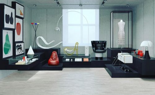 """The Crazy History of Design"" collection unveiled at the Museum of Decorative Arts"