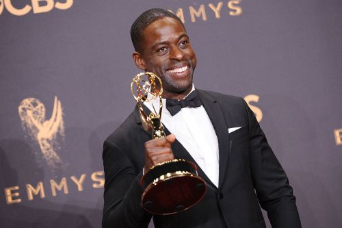 It's been a busy year for Emmy-winner Sterling K. Brown