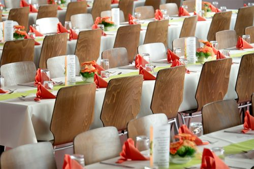 What to think about when planning an event