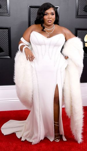 These Grammys Red Carpet Looks Are Good as Hell