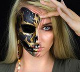 10 Crazy-Cool Makeup Looks For Aspiring Pirates