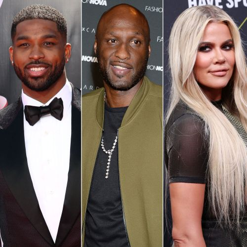 From Tristan Thompson to Lamar Odom - Here Are All the Men Khloe Kardashian Has Ever Dated