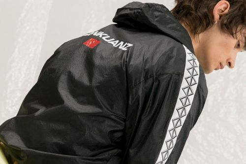 SANKUANZ Fall/Winter 2017 Offers Oversized Layers and Bold Graphics