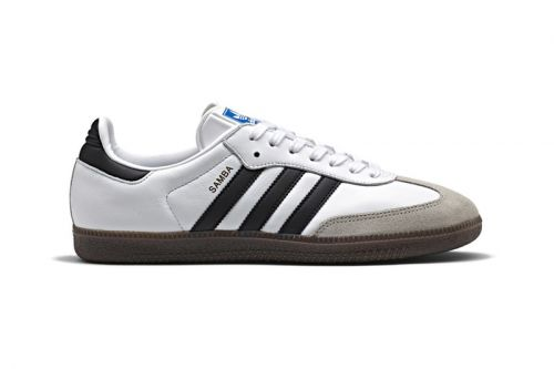 Adidas Originals Keeps it Simple With Monochrome Samba Pack