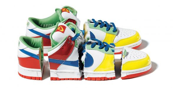 Designer Kicks: A brief history of sneakers