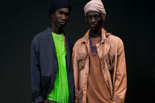 Robert Geller SS19 Showcases Experimental Dyes & Washes