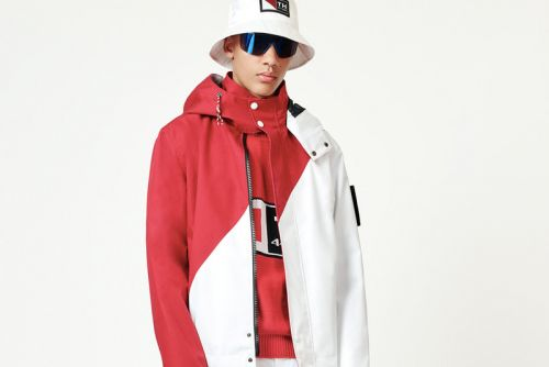 Tommy Hilfiger's SS19 Collection Goes Back to Its Nautical Roots