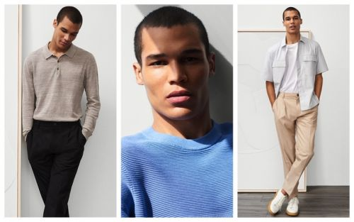 Club Monaco Serves Up Styles for 'The Last Days of Summer'